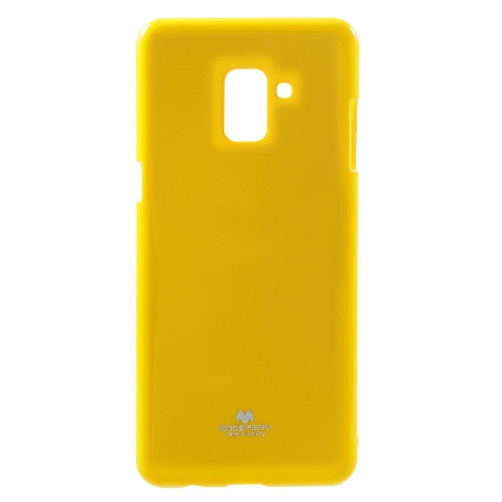 Mercury Pearl Jelly Case Xiaomi Redmi Note 4 Hitam Daftar Harga Goospery 2 Canvas Diary Red Gambar Produk Rinci Soft For Samsung Galaxy A8 2018 Yellow Terkini