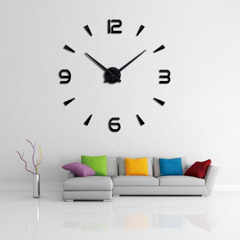 Fitur Jam Dinding Besar Raksasa Giant Wall Clock Diameter 80 130 Cm ... 2c80be3b22