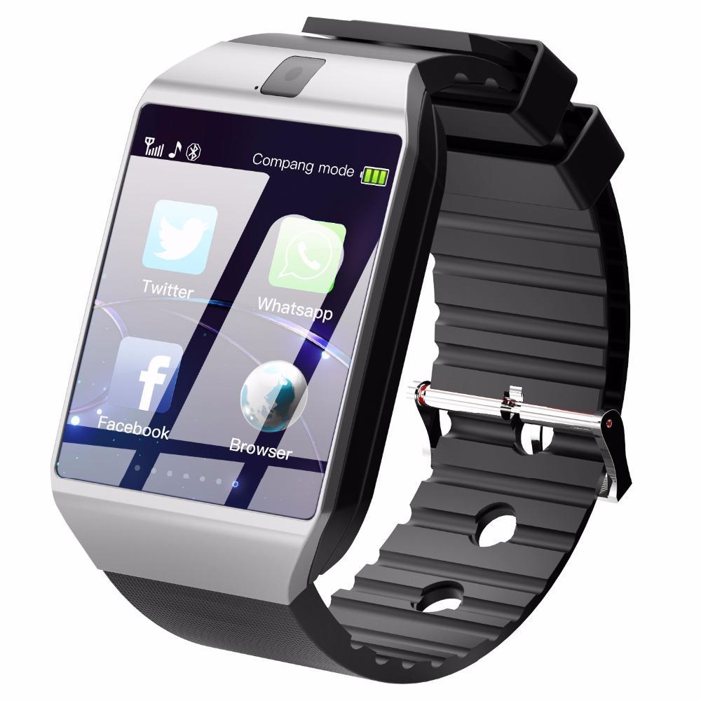 ... Bluetooth Smart Watch Smartwatch DZ09 Android Phone Call Relogio 2G GSM SIM TF Card Camera for ...