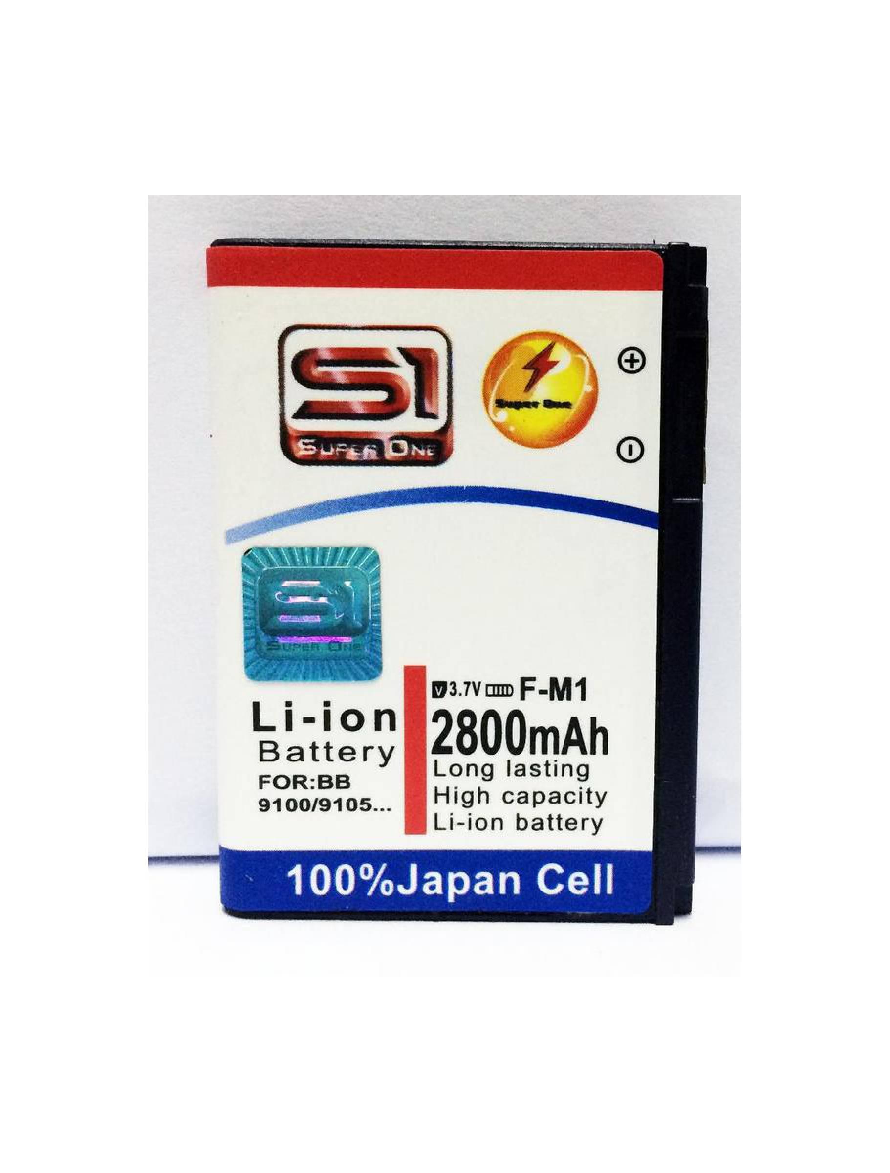 Baterai / Battery / Batre Blackberry Style 9670 - Double Power