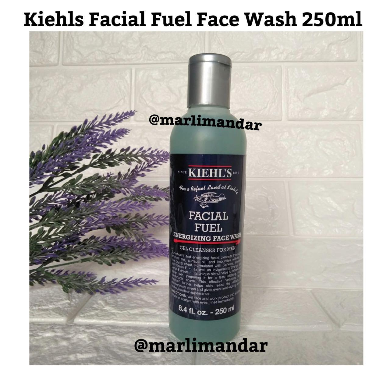 Kelebihan Ponds Men Facial Wash Polution Out 50g Terkini Daftar Wardah Essential Kiehls Fuel Cleanser 250ml