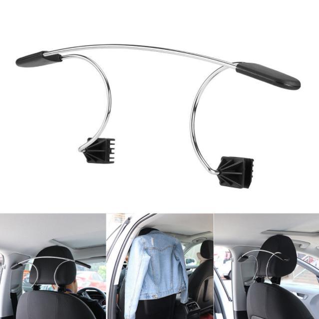 ... PROMO Hanger Baju di Mobil | Gantungan Baju Multifungsi Import TERLARIS - 3 ...
