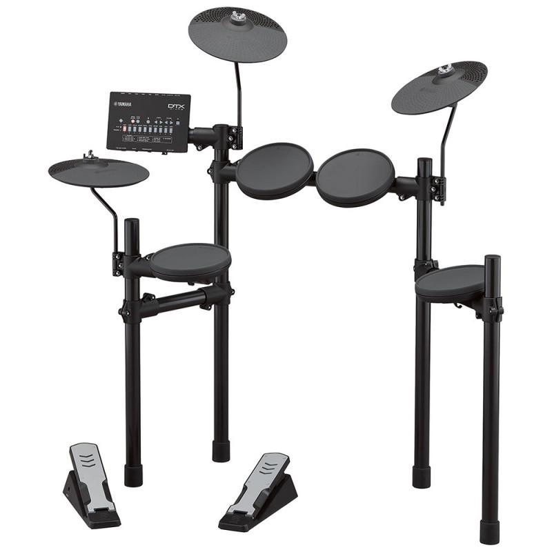 Yamaha Drum Elektrik DTX402 / DTX402K / DTX 402 / 402K (Penerus 400K) + Gratis Stick Drum - 3
