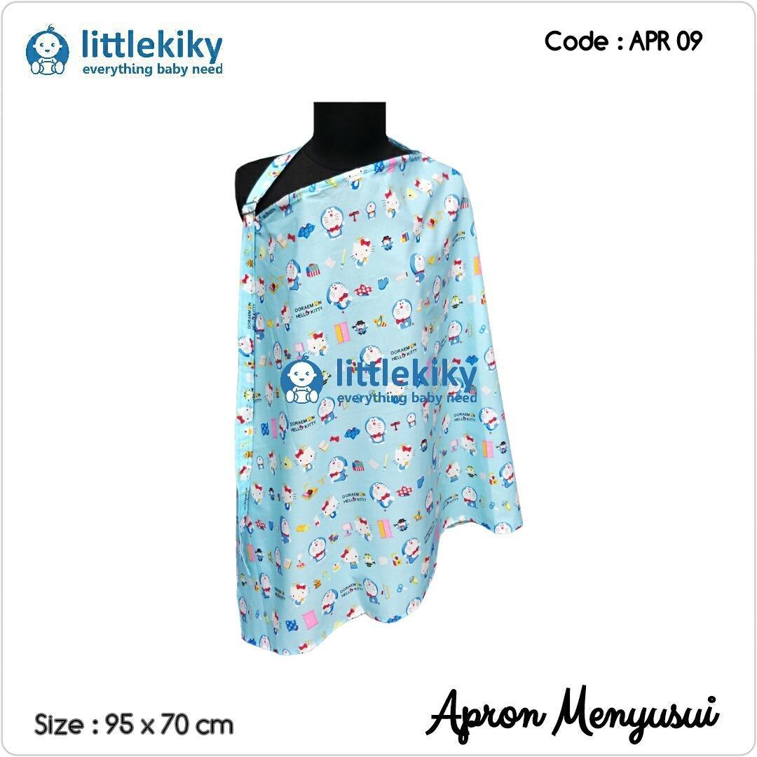 Jual Apron Menyusui Celemek Menyusui Nursing Cover Apr 09 Import