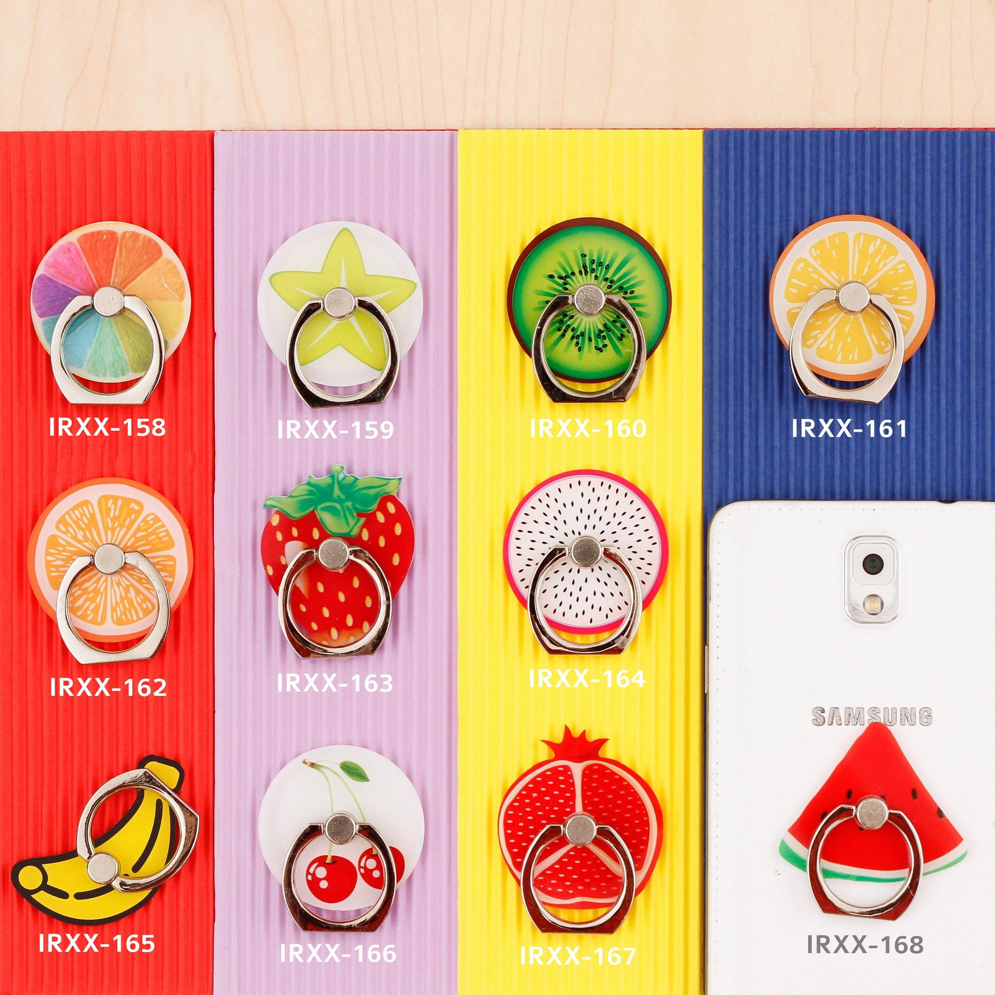 Kelontongunik - Fruit iRing/ Ring Holder/ Cincin HP / Ring Stand Karakter Seri 26