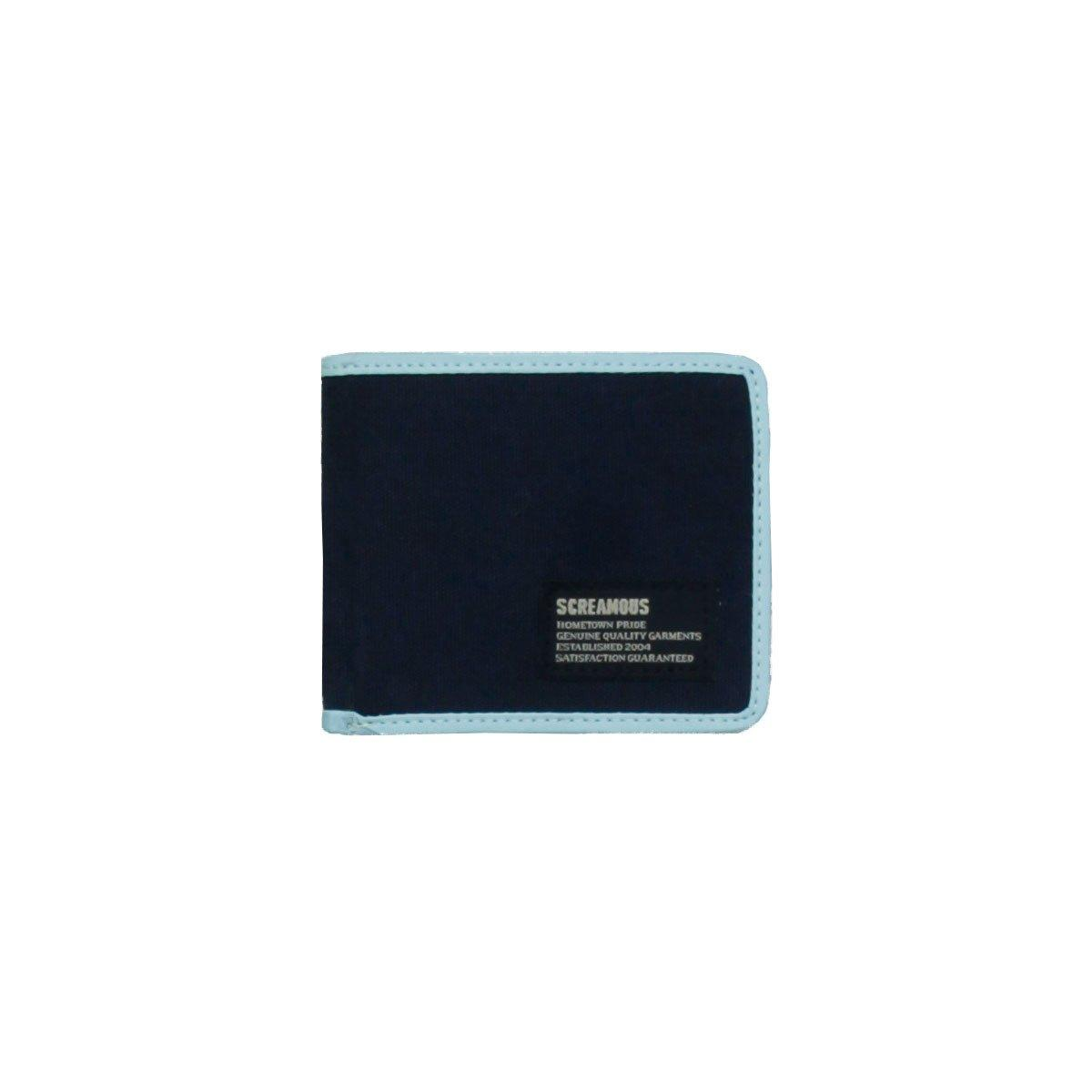 Wallet Screamous Tevin #1 Navy Tosca