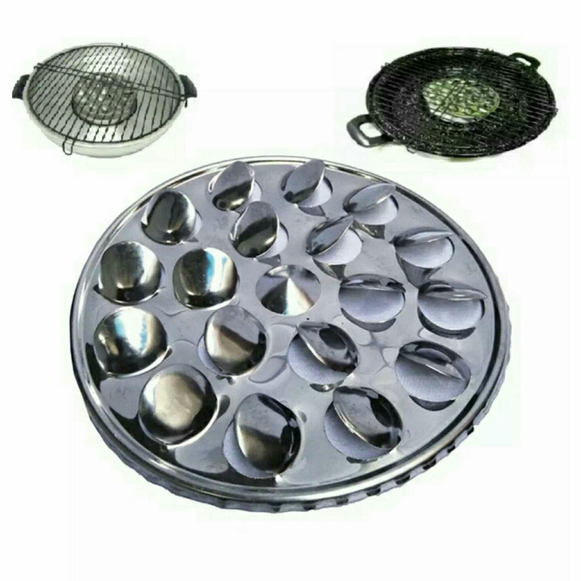Kelebihan Refill Sparepart Elemen Piringan Pemanggang Fancy Grill Maspion Enamel Magic Roaster Restu Stanlies Steel