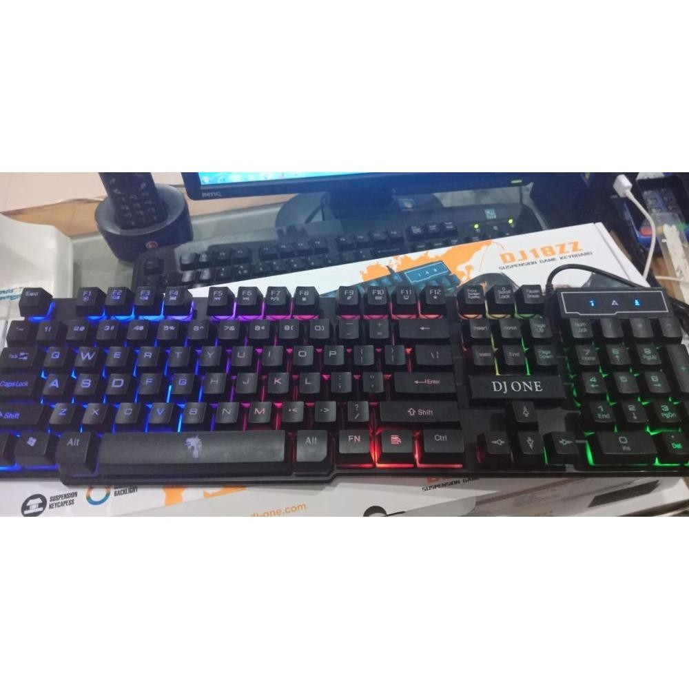 Kehebatan Hp Keyboard Gaming Usb K1000 Dan Harga Update M100 Mouse Hitam Dj One 18zz