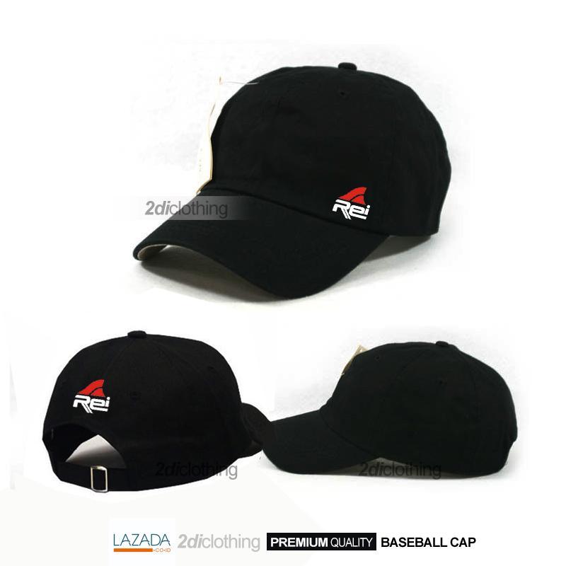 Kelebihan Topi Baseball Rei Logo Topi Rei Premium Terkini - Daftar ... 53c83c6da6