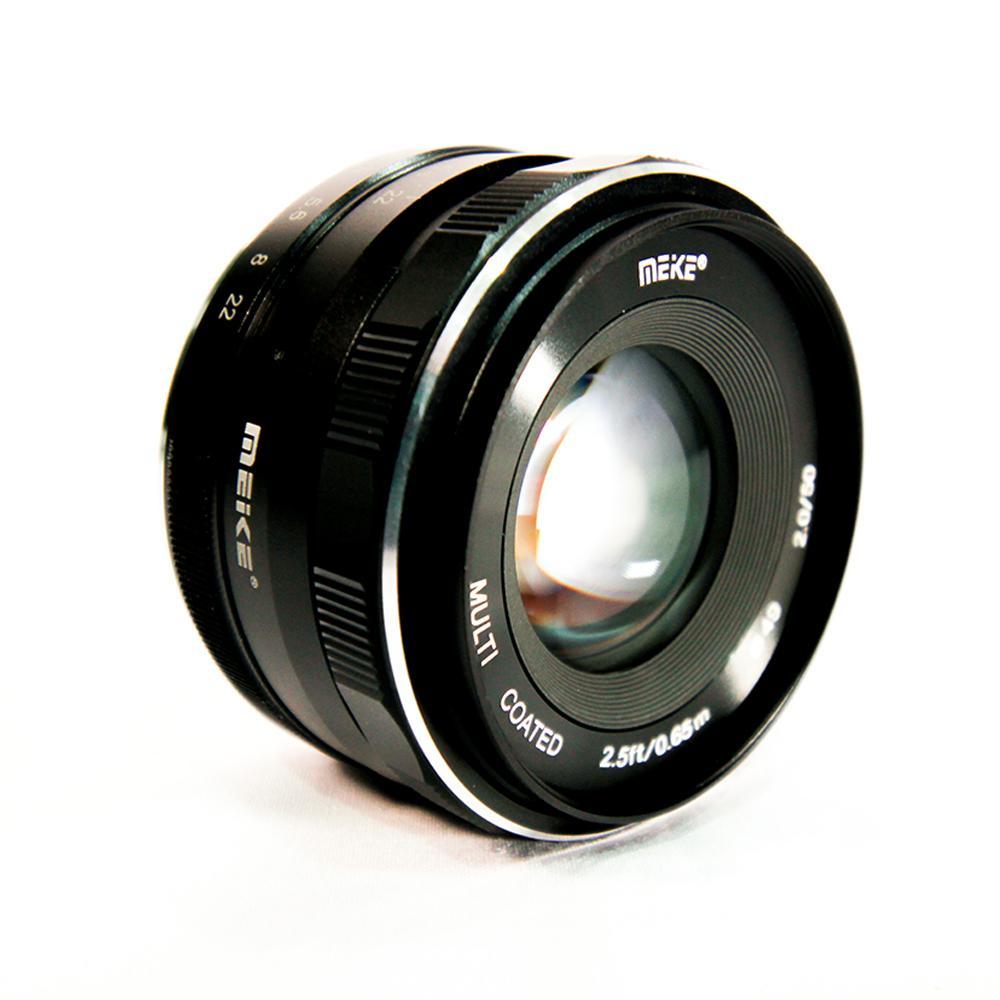 Kelebihan Meike 50mm Lens F 2 0 For Mirrorless Canon Eos M10 M3 M6 Body Cap Rear Cover M Efm Tutup Lensa M1 M2 M50 20 M100 Pouch