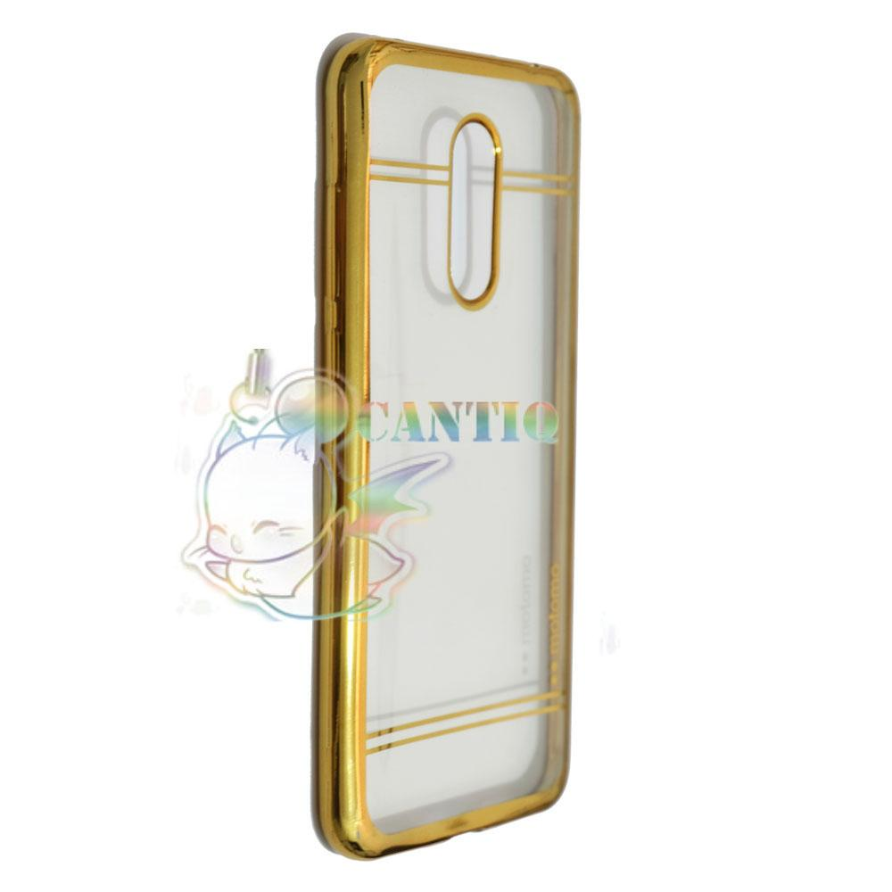 Detail Gambar Motomo Chrome Soft Case Xiaomi Redmi 5 Plus / Silikon Xiaomi Xiaomi Redmi 5 Plus Shining Chrome / Tpu Jelly Ultrathin Xiaomi Redmi 5 Plus Ring ...