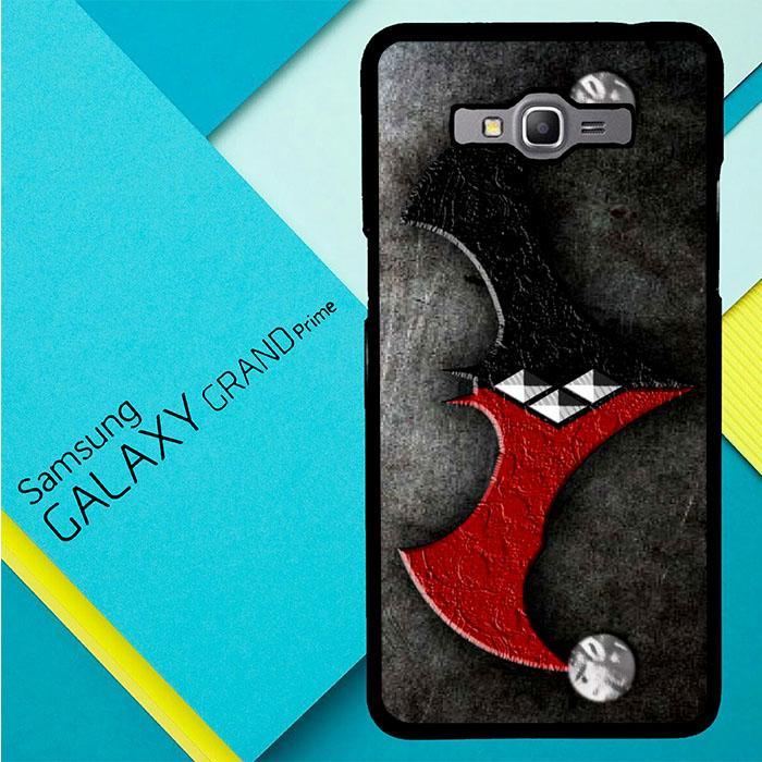 BATMAN HARLEY MERGE OF THE SYMBOL Z1099 Samsung Galaxy Grand Prime Case