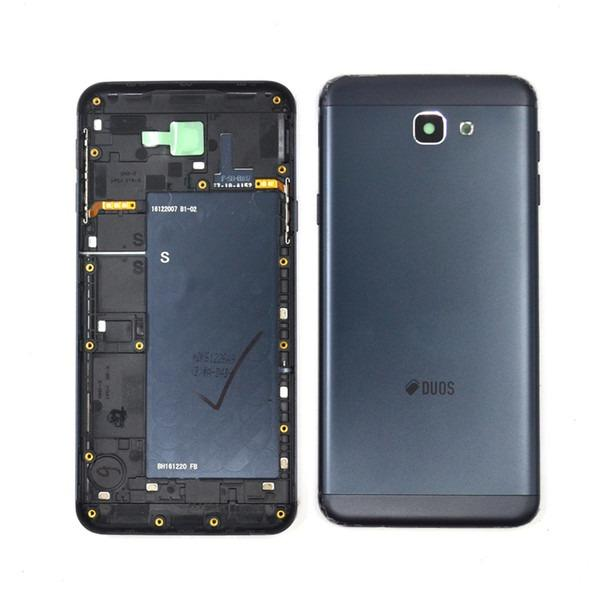 Housing Backdoor Fullset Casing - Back Case Plus Tulang Body - Samsung Galaxy J5 Prime