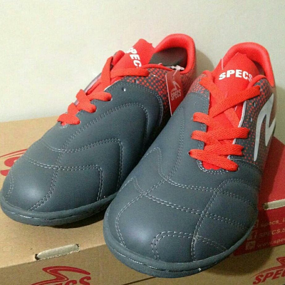 Fitur Sepatu Futsal Specs Equinox In Dark Granite Red 400771 Bnib Klakson Denso Waterproof Relaykabelsekring Detail Gambar Original Terbaru