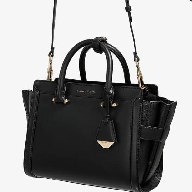 Tas Branded Wanita Charles N Keith Best Quality Handbags - Brown. Source · Detail Gambar