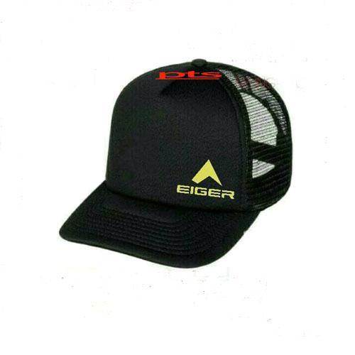 Topi Trucker Eiger Hitam - Katalog Harga Terbaru   Terlengkap Indonesia 5d5d98fe9c