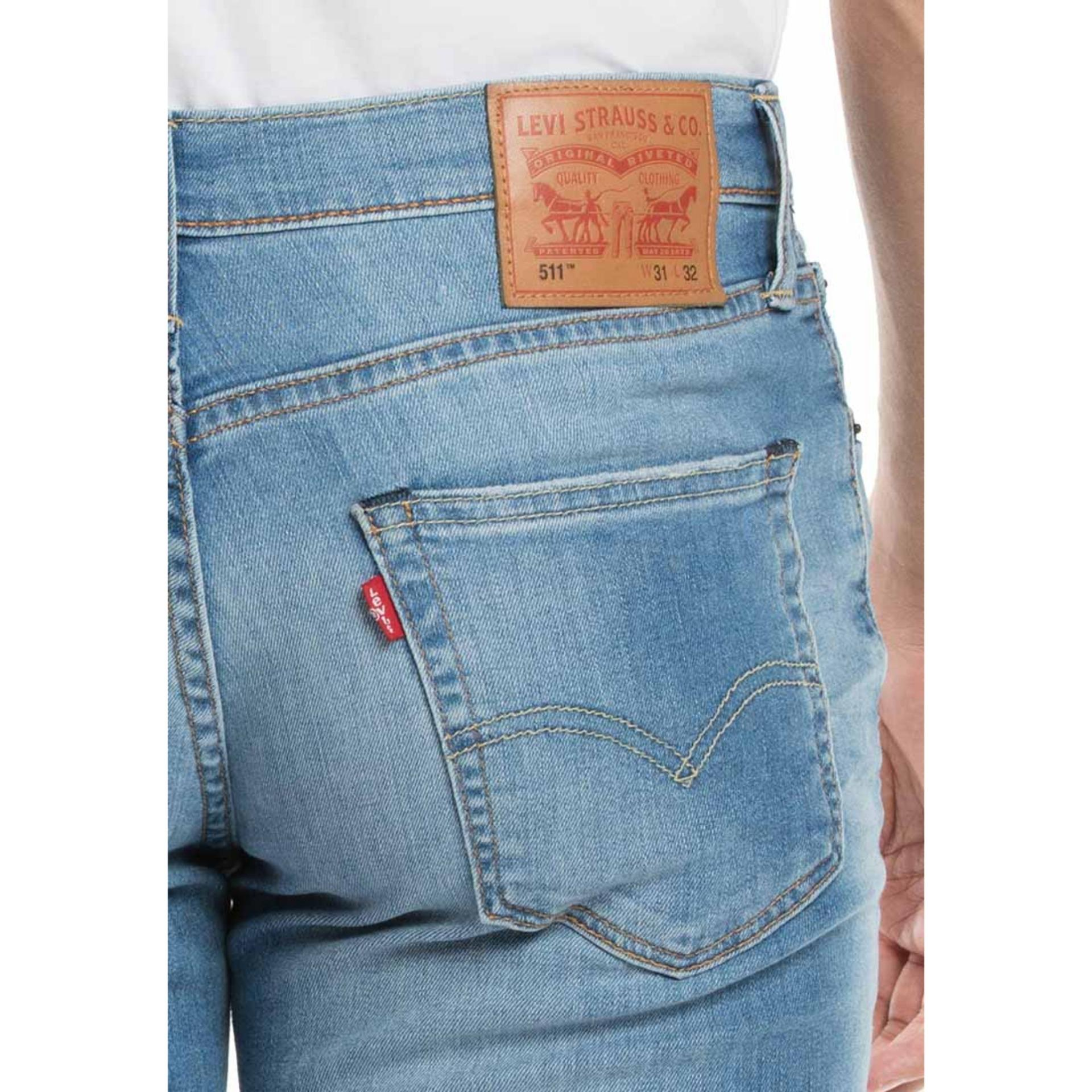 7b4d5dcffa4a ... Levi s 511 Slim Fit Performance Cool Jeans - Cachi Peak 04511-2865 - 5