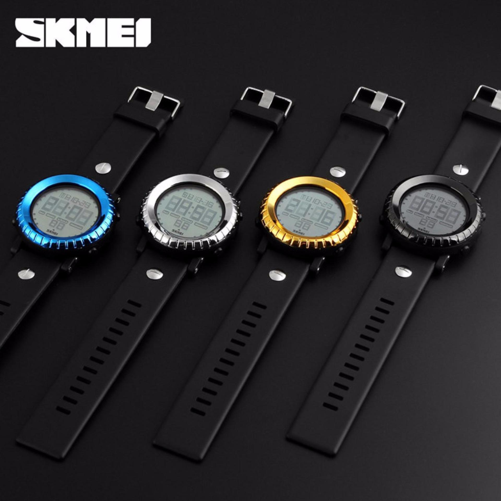 Kelebihan Skmei Jam Tangan Digital Pria G Shock Sport Watch 1142 Water Resistant 50m Hitam Casual
