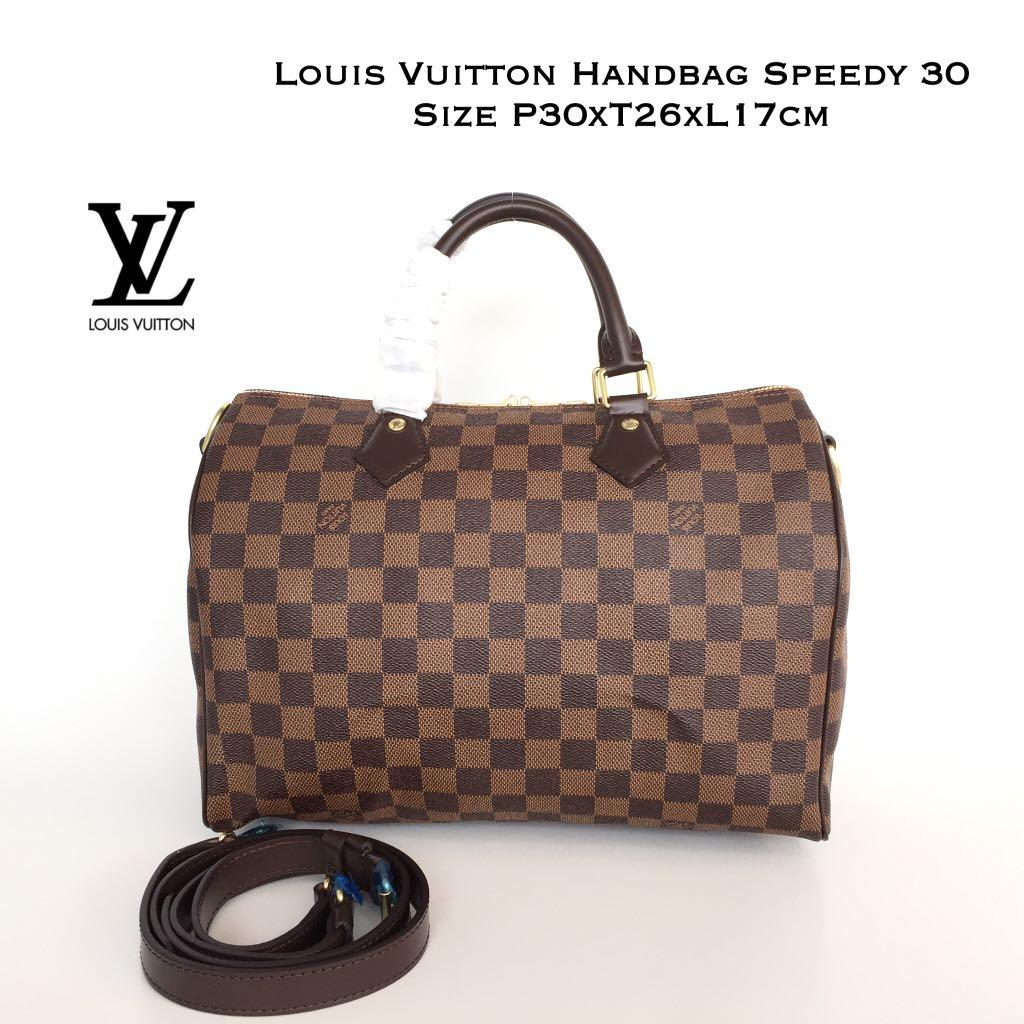 Louis Vuitton Handbag Speedy 30 High quality