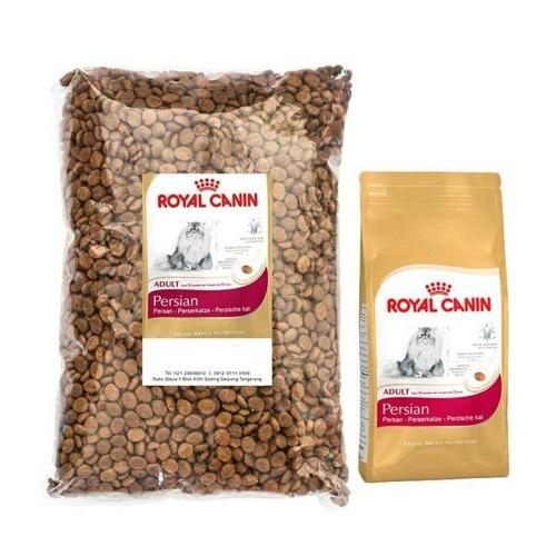 Beli Royal Canin Persian *d*lt Cat Food Makanan Kucing Repack 500 G Murah