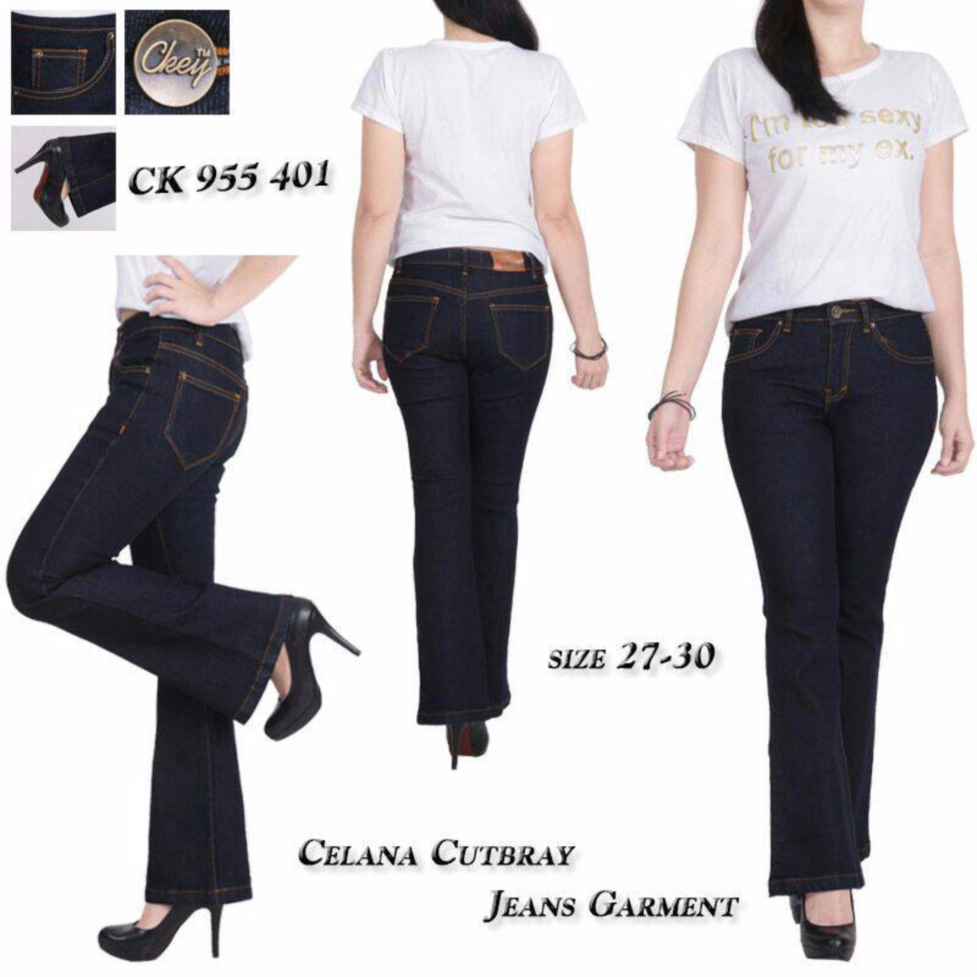 Celana Jeans JUMBO Cutbray - 2 ...