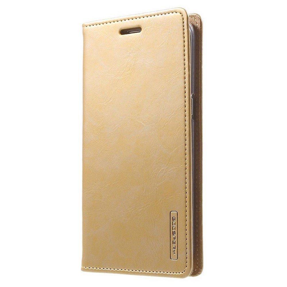 Mercury Bluemoon Flip Case for LG G5 - Gold