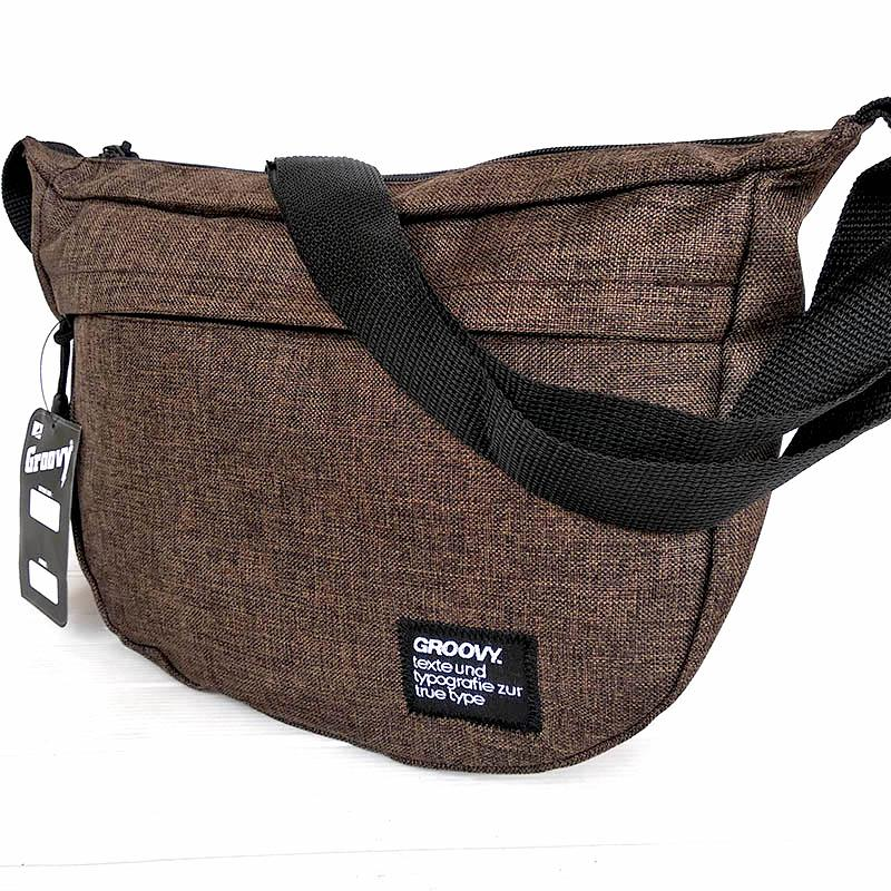 Detail Gambar Ormano Tas Selempang Waistbag Weistbag Grutto 30x9x24cm Waist Bag  Sling Bahu Man Fashion Accessories Cross Body Groovy Storage Adventure ... 8b492caab3