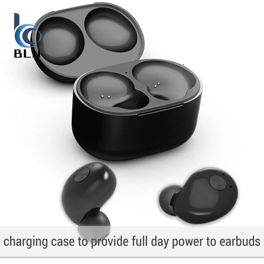 【BLN-Tech】Mini IP010 True Wireless Bluetooth 4.1 Twins Stereo In-Ear Headset Earphone Earbuds headphone for iphone samsung LG HTC