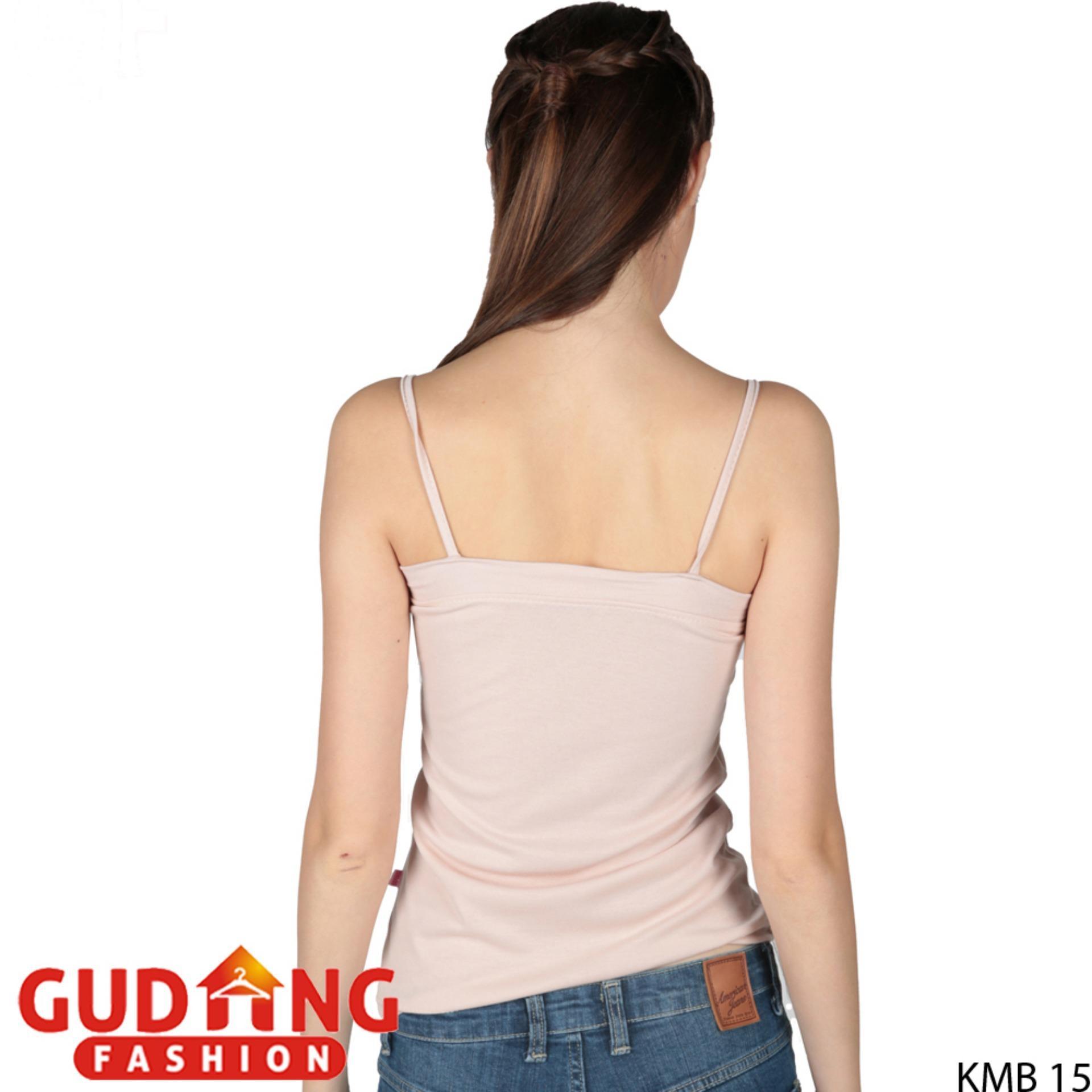 Gudang Fashion - Kemben Gaul - Krem - 2