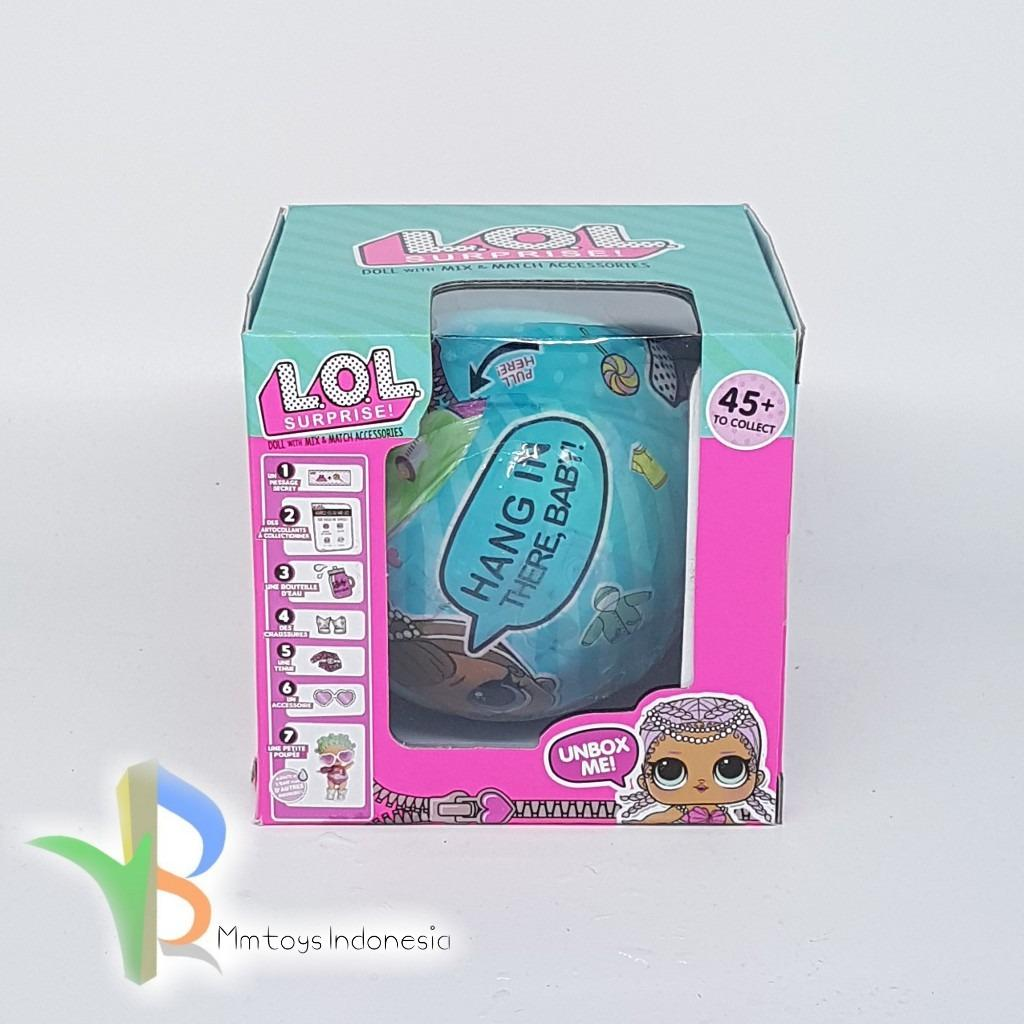 Beli Lol Surprise Egg Doll Besar Packingan Satuan Mainan Anak Cicilan