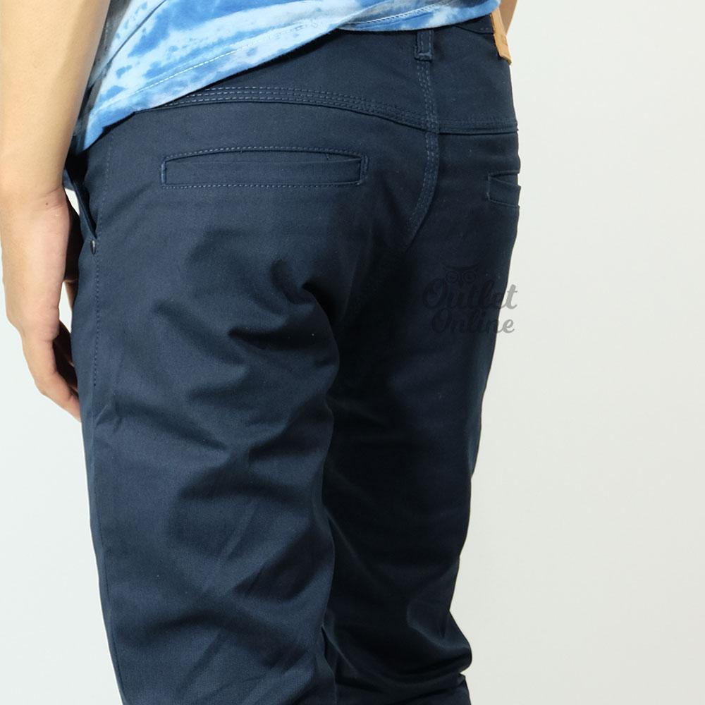... NHS Celana Chino Pria Slim Fit - 3