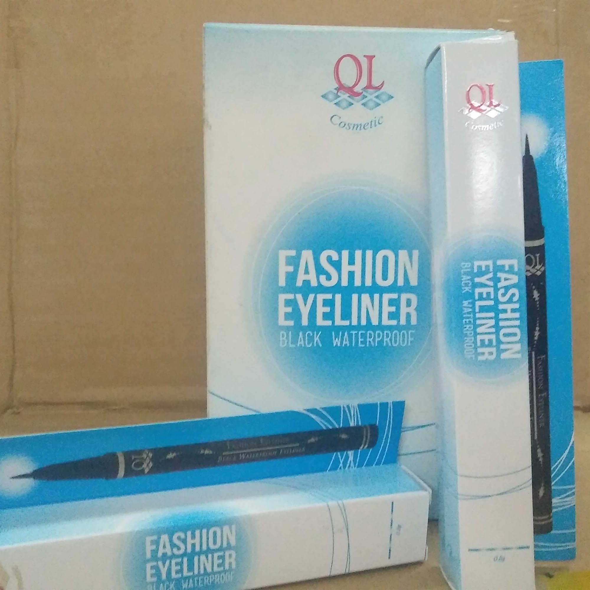 eyeliner spidol QL asli bpom berkualitas tahan air