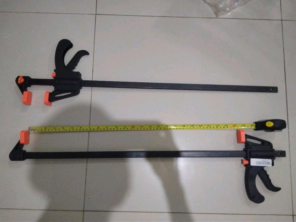 Features Dikirim Dari Yogya F Clamp 25 Inch F Clamp 60 Cm Klem