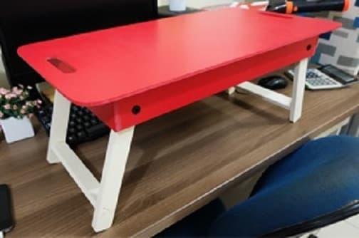... Meja Lipat / Meja Belajar Mini @ meja belajar anak lipat karakter kayu lampu minimalis perempuan ...
