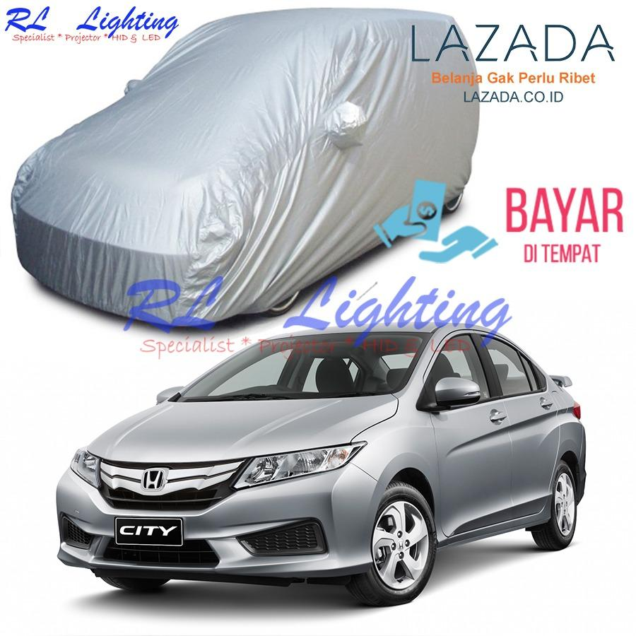 Review Pada 1Bh Body Cover Mobil Honda City