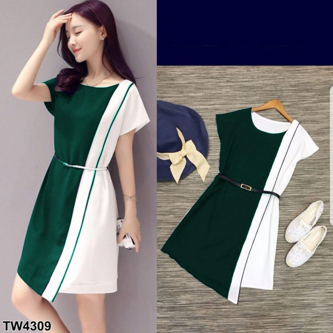 Milea Secret's - Grace Dress - Dress Wanita