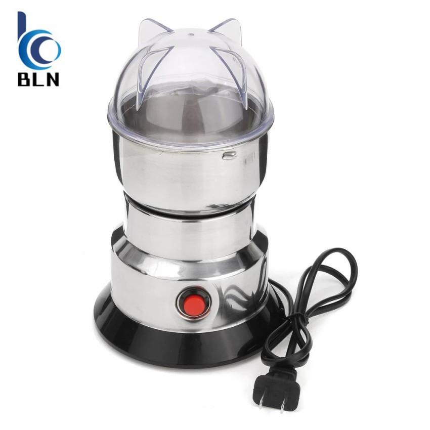 Toko 【Bln Home】Electric Coffee Spice Nuts Grinding Mill Machine Bean Grinder Miller Pulverizer Oem Di Hong Kong Sar Tiongkok
