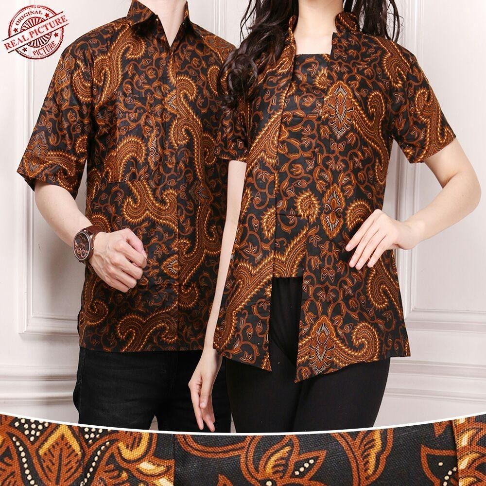 Rok Lilit Source · Cj collection Couple batik Atasan blouse kemeja abaya kebaya .