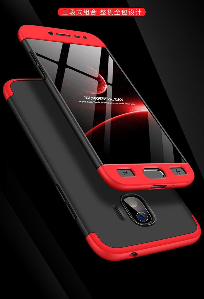... Accessories Hp CASE GKK Hardcase 360 Full Protective For Samsung Galaxy J2 Pro - 4 ...