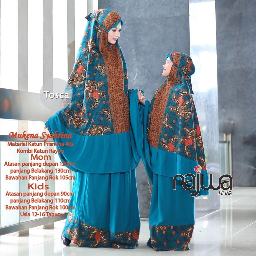 Cek Harga Baru Sarung Batik Primis Colet Pekalongan Mukena Syahrina Katun Mix Rayon Najwa
