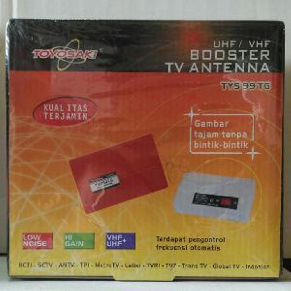 Fitur Toyosaki Tys 99 Tg Jm Booster Filter Uhf Vhf Saluran Antena Tv 999 Boster Penguat Signal Detail Gambar Jernih Tanpa Bintik Ori Terkini