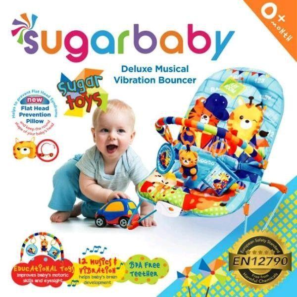 Bouncer sugar baby tempat duduk bayi