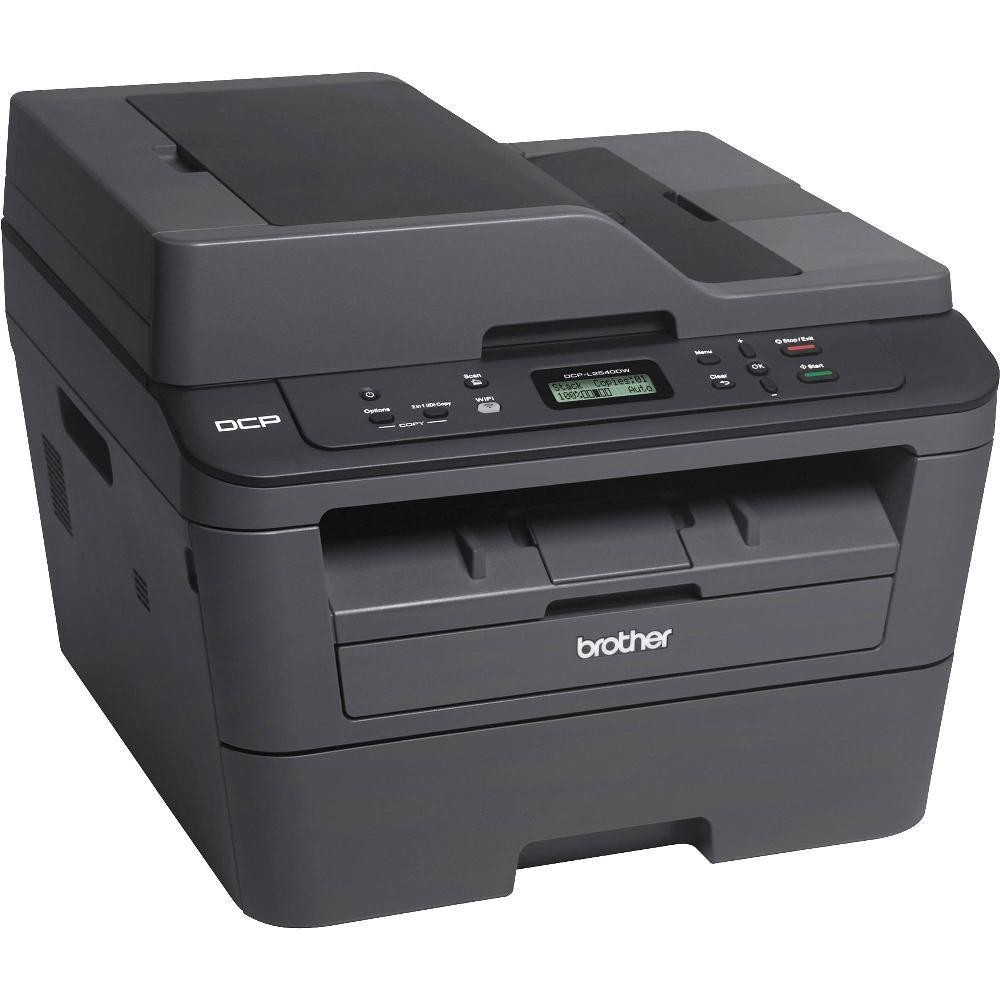 BROTHER DCP-L2540DW Mini Fotocopy Hitam Putih A4 F4