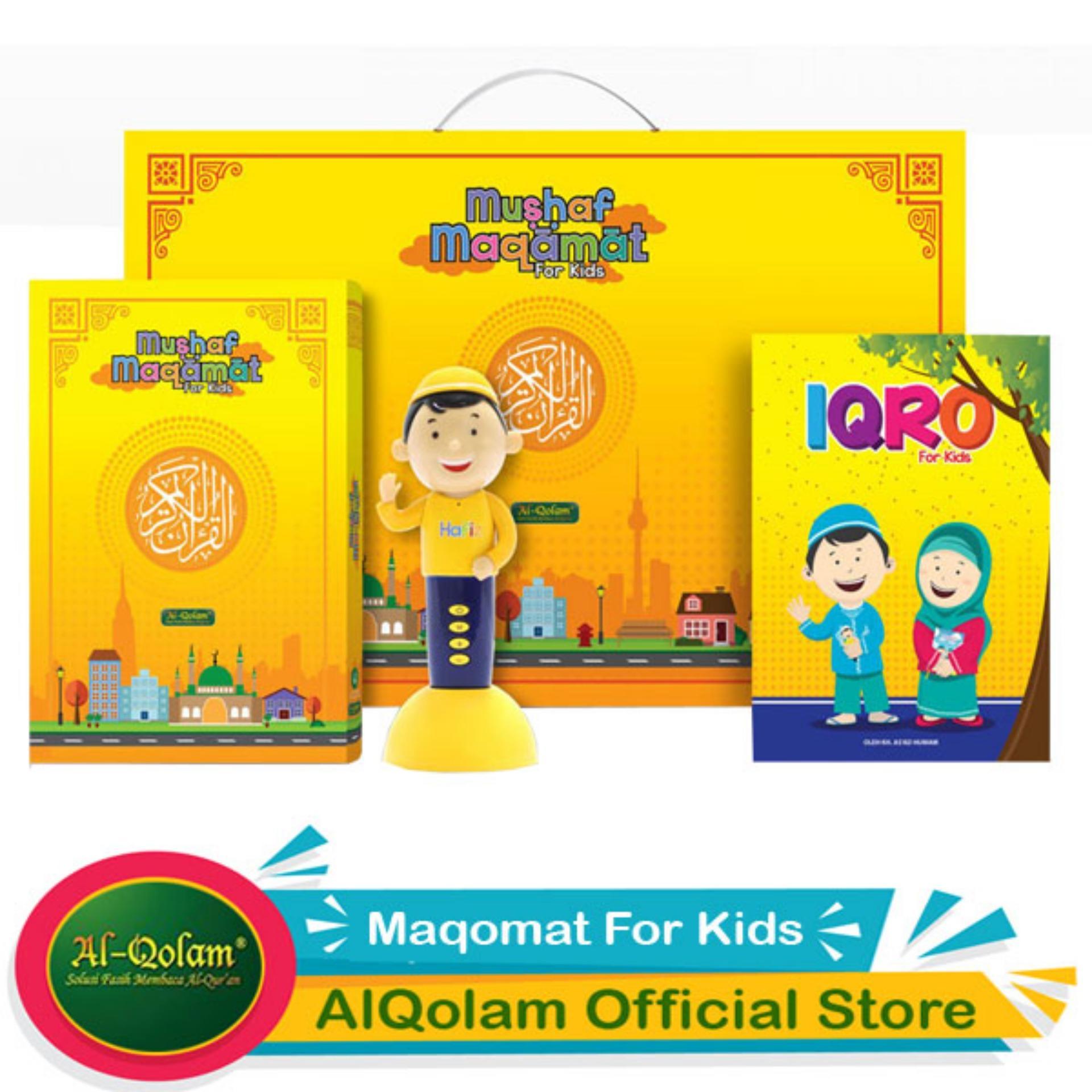 Review Al Quran Digital Mushaf Maqamat For Kids Al Qolam Di Dki Jakarta