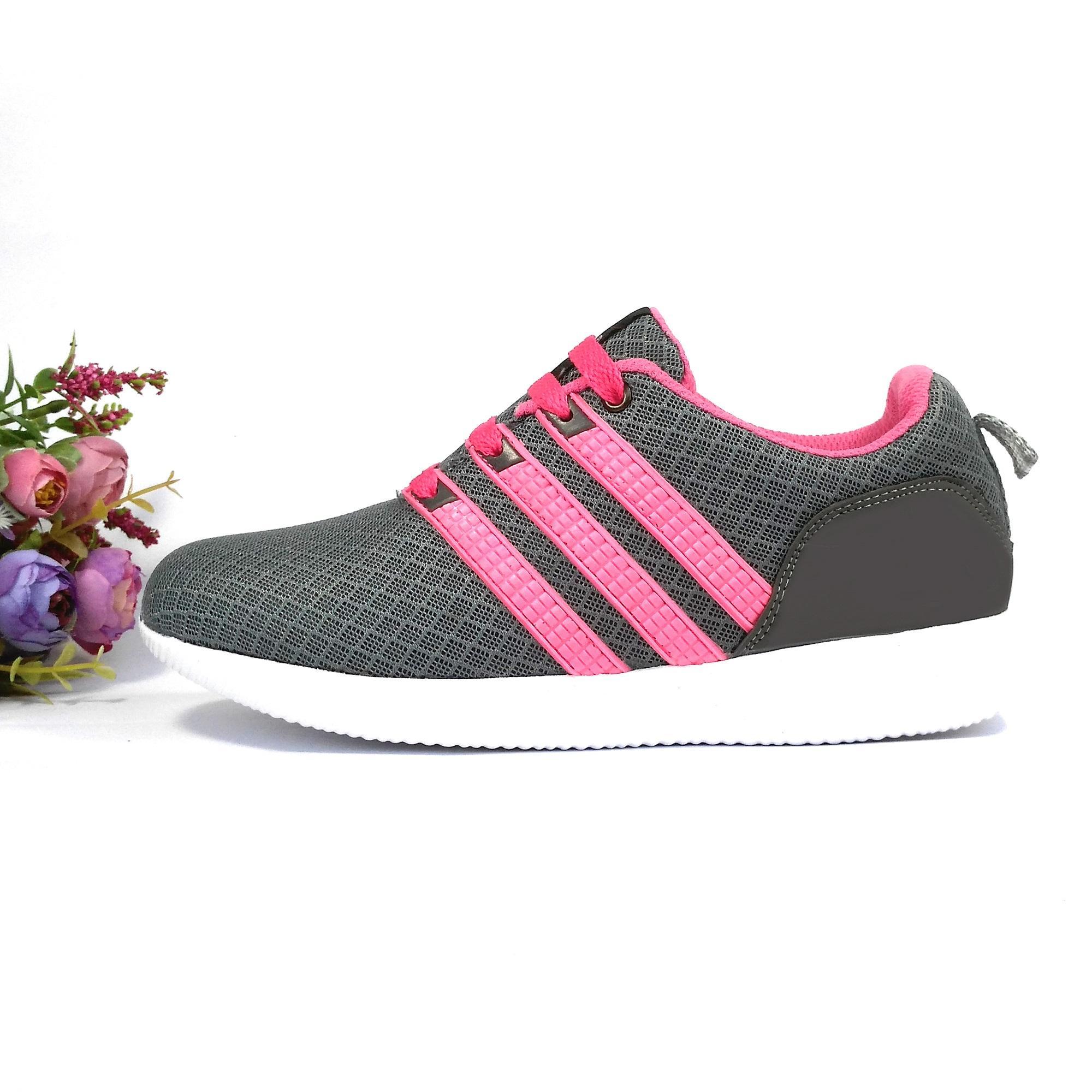 HQo Sepatu Wanita Sepatu Kets Wanita Sol Hak Tinggi Sepatu Sneakers Wanita Sepatu