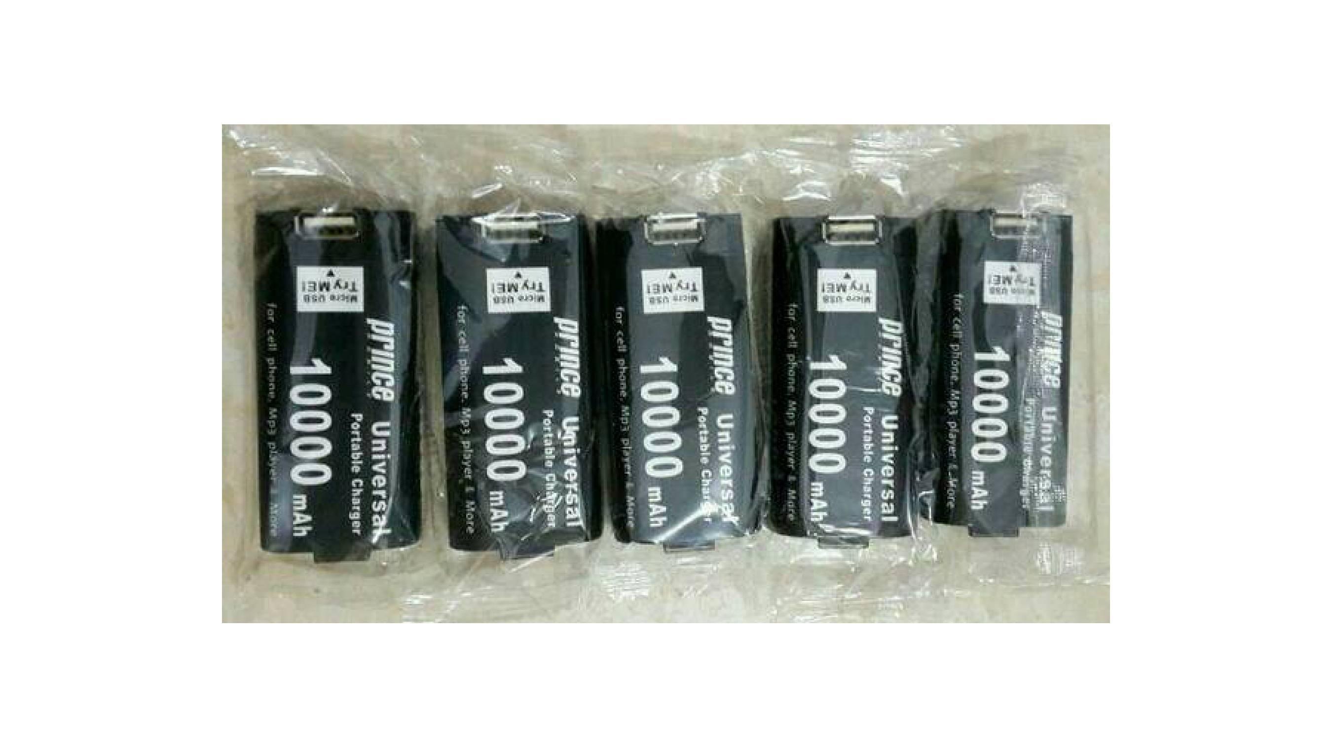 PRINCE PC 9000 batery batteri baterai bisa power bank