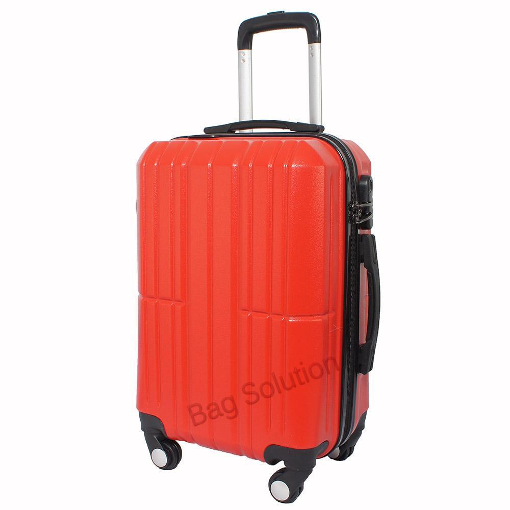 ... Real Polo Tas Koper Hardcase Fiber ABS - 4 Roda Putar - GGEA Size 24 Inch ...