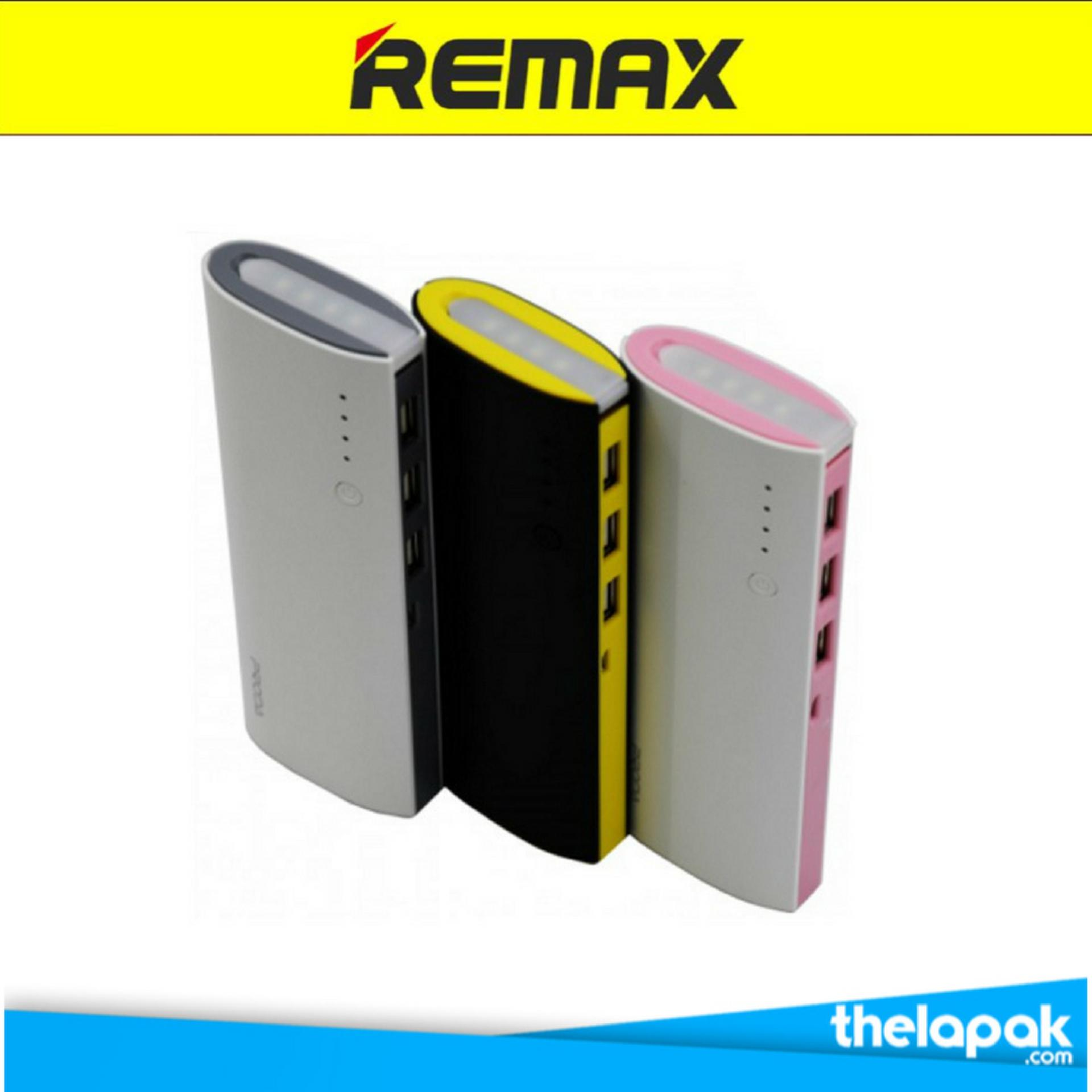 Remax Proda Star Talk Power Bank 12000Mah Ppp 11 Merah Muda Asli