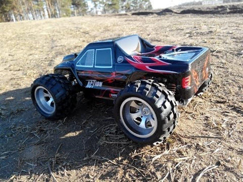 Kelebihan Rc Mobil Wl A979 Vortex Speed 50 Km H Terkini Daftar Toys New L999 Challenger 30 With Servo Rtr Racing Buggy 5