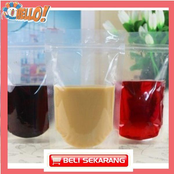 Best Seller/Kemasan Plastik Minuman Standing Up Pouch 500 ml/16528 - Alat Dapur